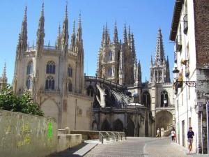 Burgos op stelten
