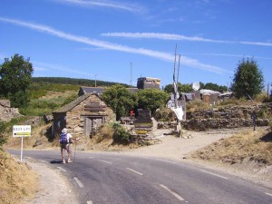 aankomst bij Manjarín