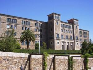 herberg van Santiago de Compostela