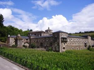 het klooster Samos