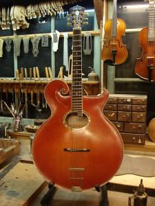 style O gitaar