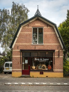 Winkel van Hans de Louter in Apeldoorn