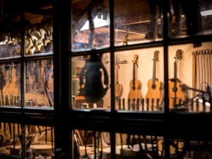 een kijkje in het atelier van Hans de Louter
