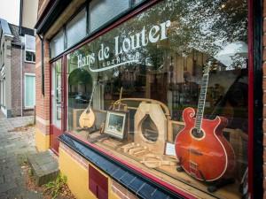 de winkel aan de Arnhemseweg in Apeldoorn